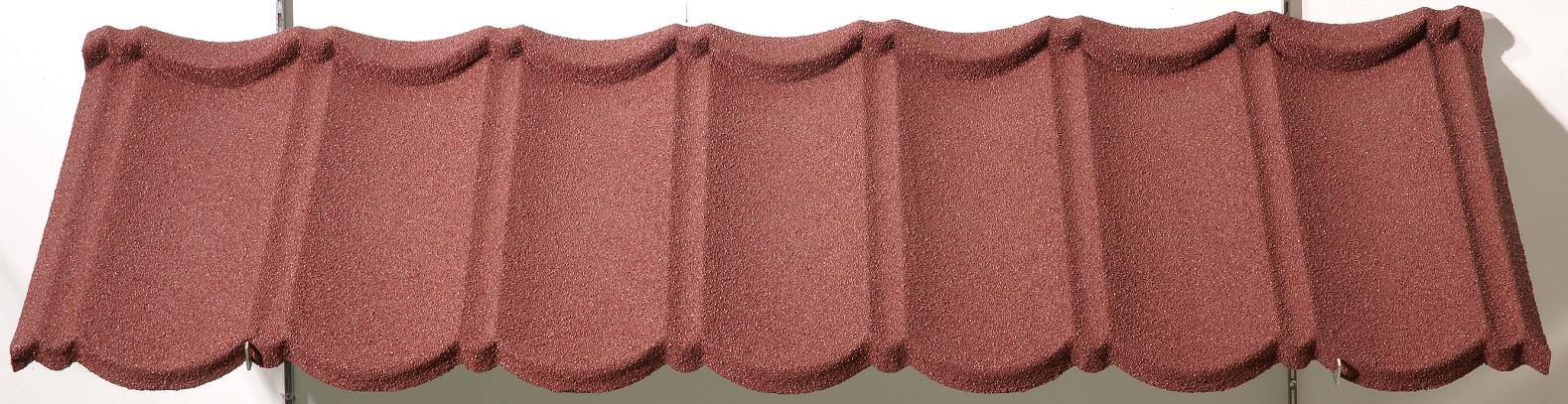 custom waterproof metal roof stone supply for Hotel-3