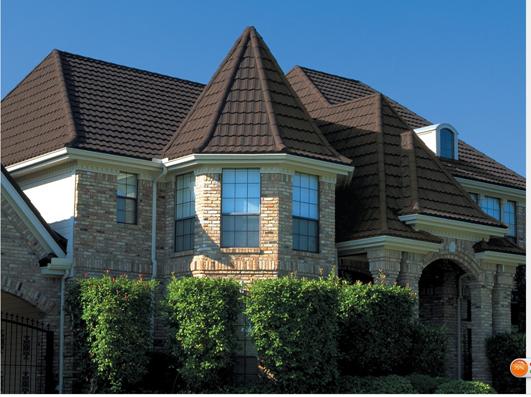 custom waterproof metal roof stone supply for Hotel-22