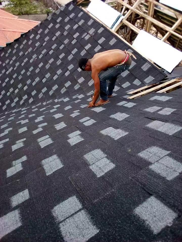 custom waterproof metal roof stone supply for Hotel-24