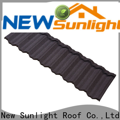 New Sunlight Roof best residential roofing materials supply for Hotel