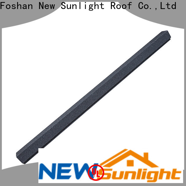 New Sunlight Roof top roof tiles accessories company for Hotel