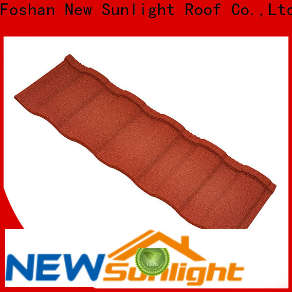New Sunlight Roof material roman roofing supply for Courtyard