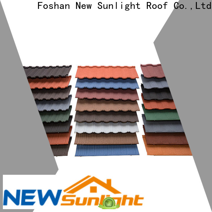 new wholesale metal roofing materials tiles for Building Sports Venues