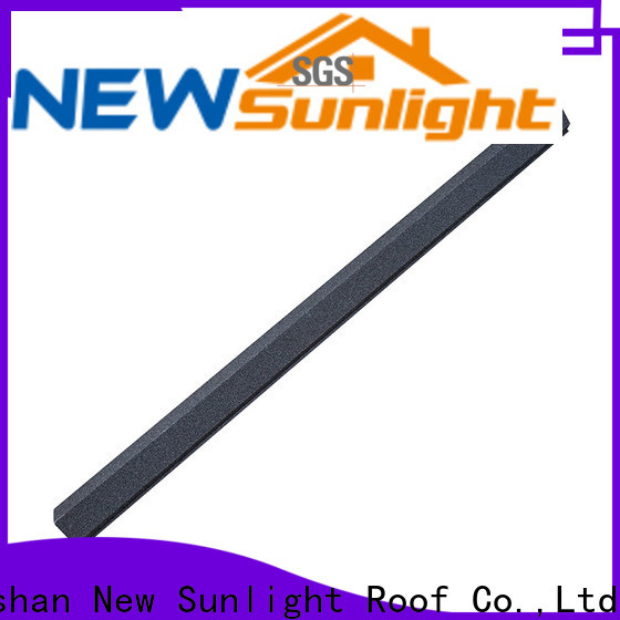 New Sunlight Roof accessories metal roofing accessories manufacturers for Courtyard