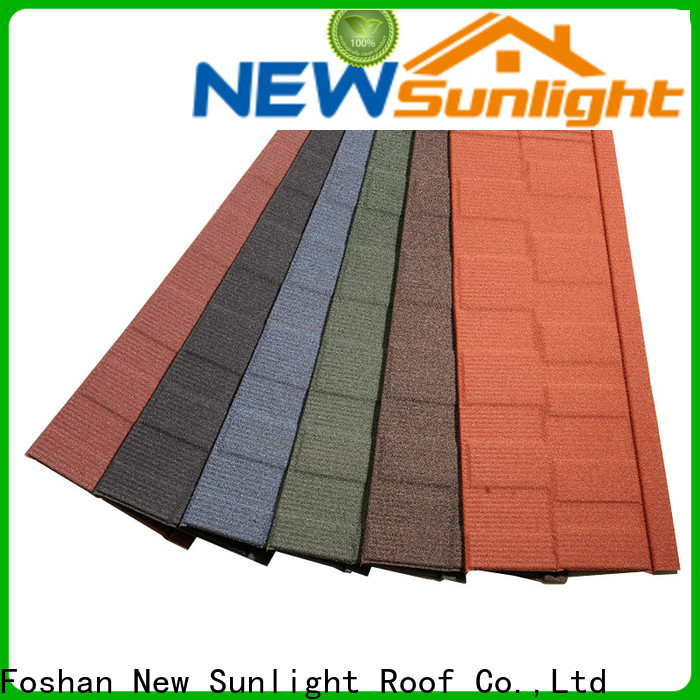 New Sunlight Roof shingle grey roof shingles for Building Sports Venues