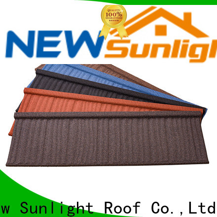 New Sunlight Roof wholesale building materials suppliers for Villa