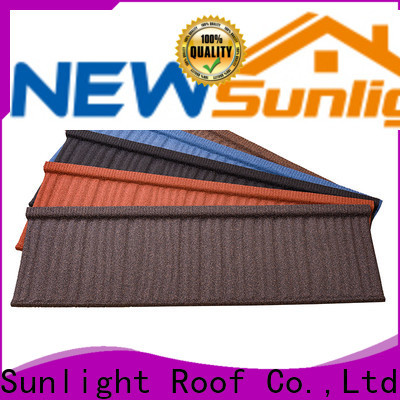 custom corrugated sheet metal roofing stone for business for School