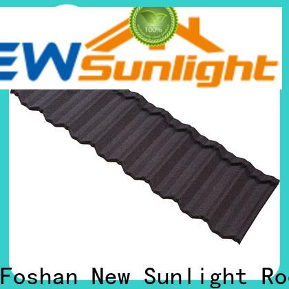 New Sunlight Roof tiles roofing ridge tiles suppliers for Villa