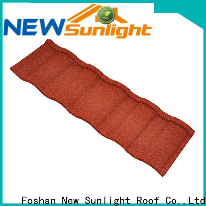 New Sunlight Roof materials corrugated sheet for roofing supply for Farmhouse