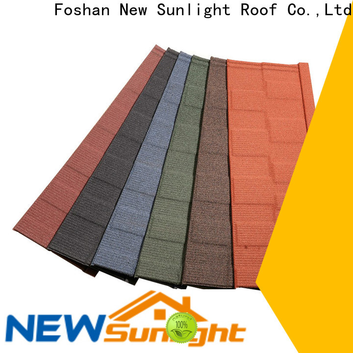 New Sunlight Roof new house roof tiles suppliers company for Office