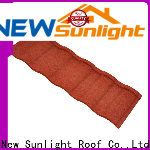 New Sunlight Roof metal roofing products for business for Farmhouse