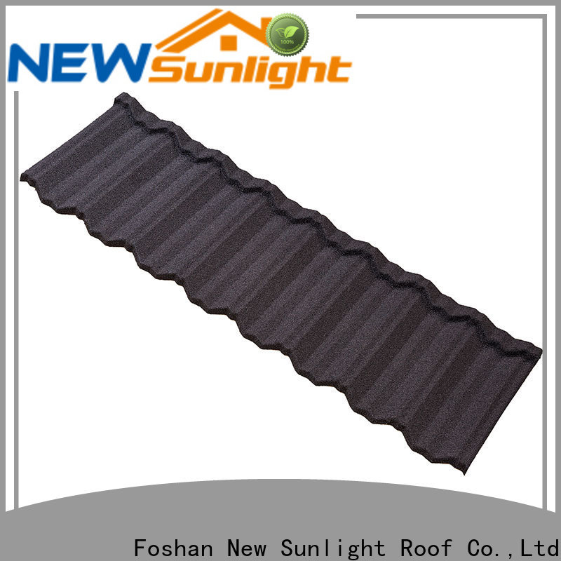 New Sunlight Roof top metal roofing materials for business for Building Sports Venues