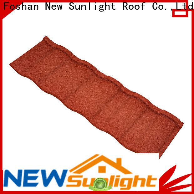 New Sunlight Roof roofing spanish tiles manufacturers company for Farmhouse
