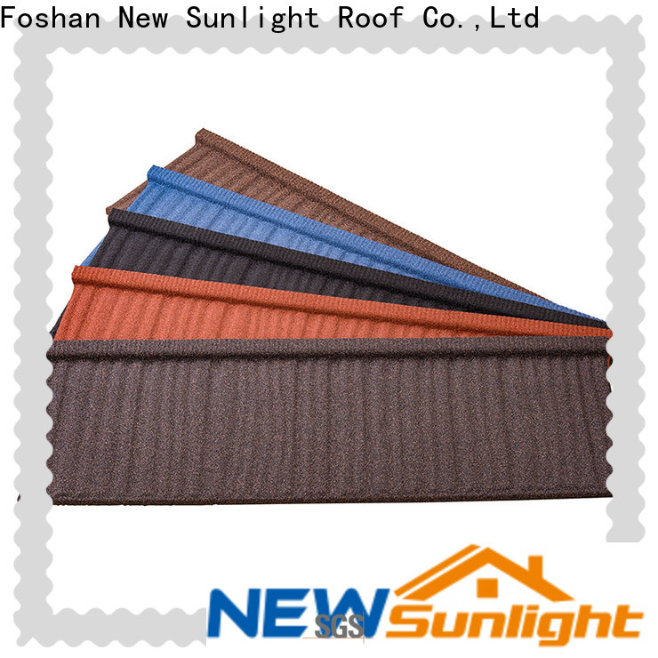 New Sunlight Roof custom wholesale roofing materials manufacturers for Hotel