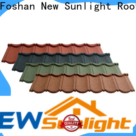 custom stone coated roofing tiles price metal for business for warehouse market
