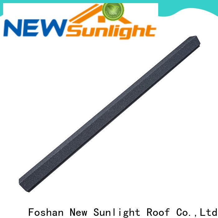 New Sunlight Roof main tiles and accessories supply for Building Sports Venues