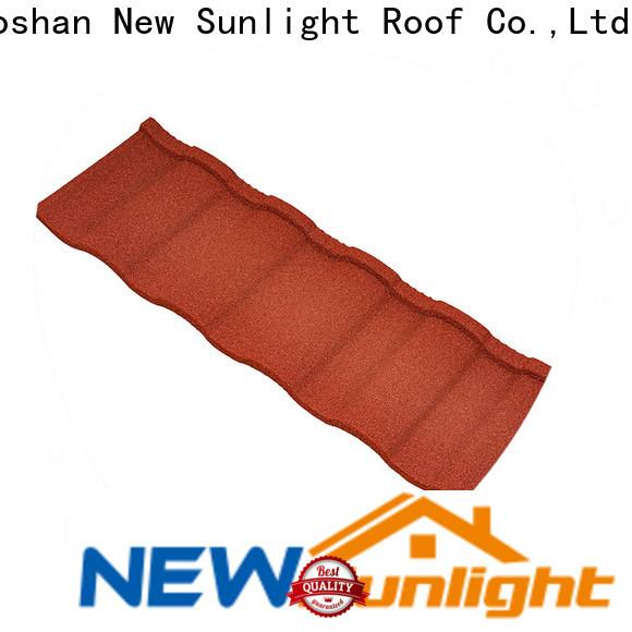 custom roof tile manufacturers stone for Supermarket