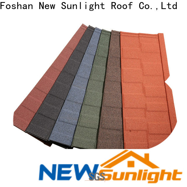 new cheap roofing shingles materials manufacturers for Building Sports Venues