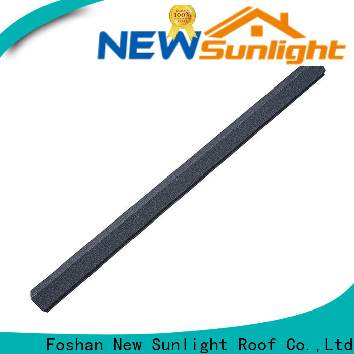 New Sunlight Roof main steel roofing accessories factory for Villa