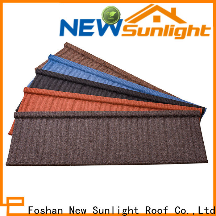 New Sunlight Roof wholesale corrugated sheet metal roofing for Building Sports Venues
