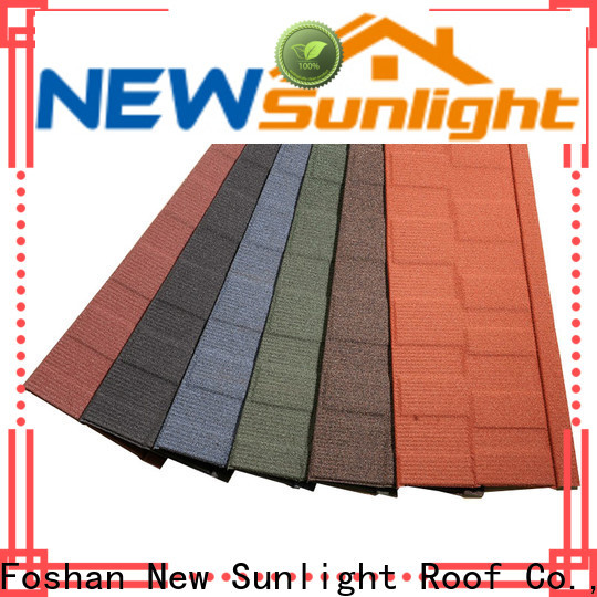 wholesale metal roofing shingles metal supply for Villa