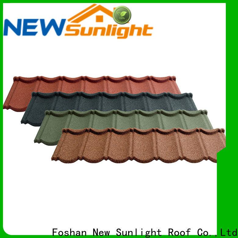 new aluminum roof tiles bond manufacturers for garden construction