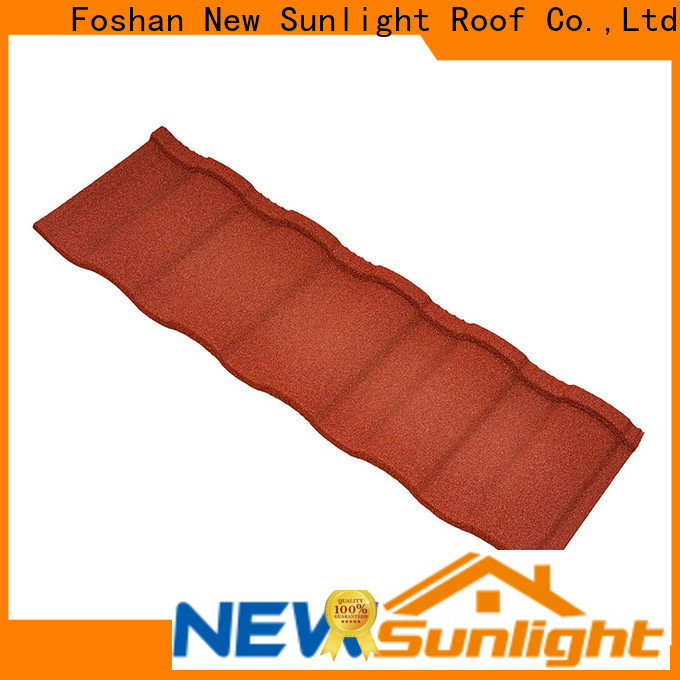 New Sunlight Roof material spanish tiles manufacturers company for Warehouse