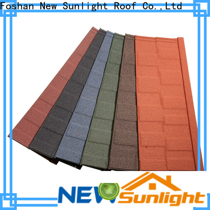 new house roof shingles material suppliers for School