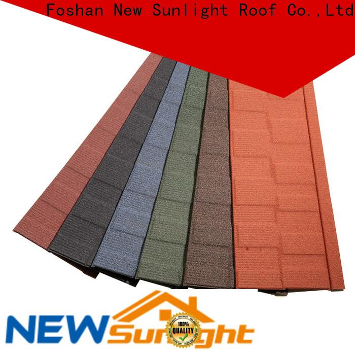 New Sunlight Roof custom composite roof shingles types for business for Villa