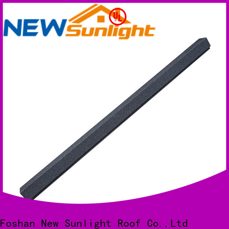 New Sunlight Roof wholesale metal roofing accessories supply for Leisure Facilities