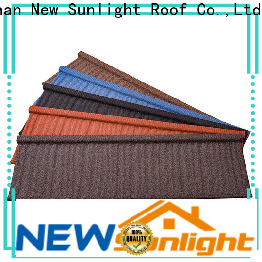 New Sunlight Roof coated roofing manufacturers company for Hotel