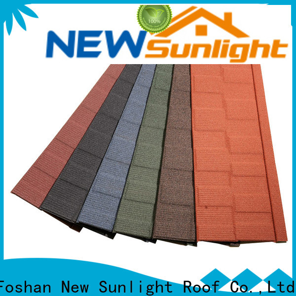 New Sunlight Roof latest best roofing shingles for business for School