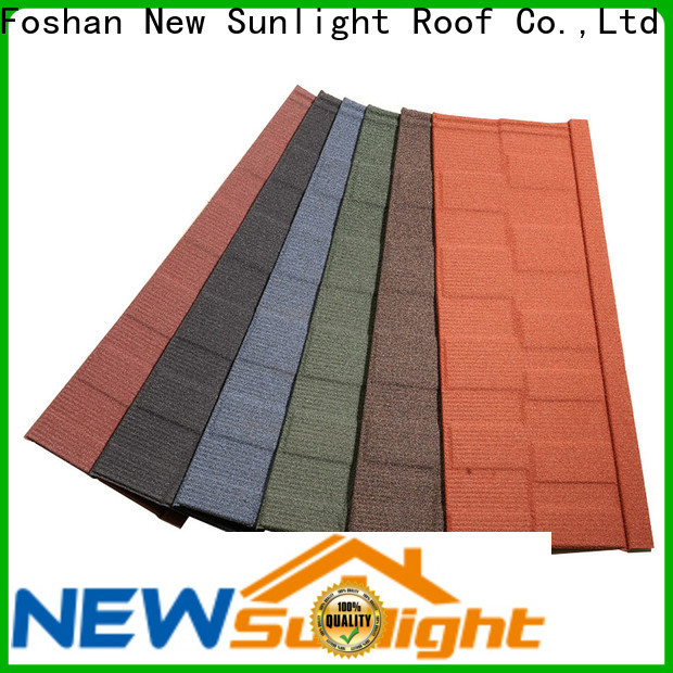 New Sunlight Roof high-quality cheap shingles supply for Hotel