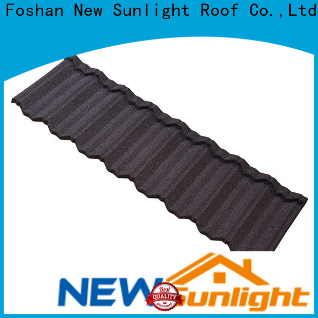 New Sunlight Roof metal classic metal roofing systems company for School