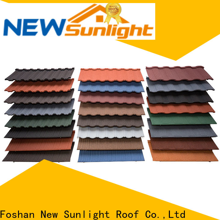 New Sunlight Roof new tile roofing company manufacturers for Office