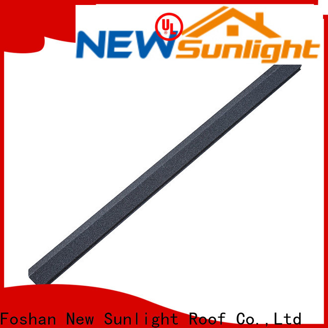 New Sunlight Roof accessories metal roofing tools factory for Building Sports Venues
