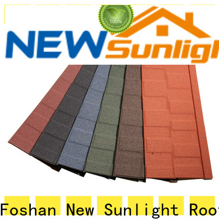metal roofing tiles tiles for business for Hotel