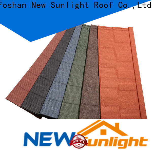 New Sunlight Roof stone home shingles suppliers for Office