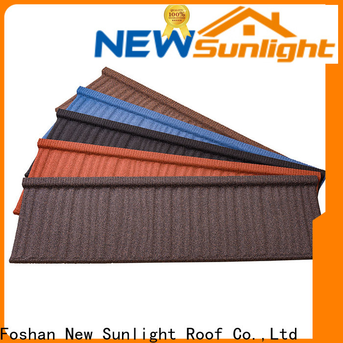 best stone coated metal roofing tiles roofing suppliers for Hotel