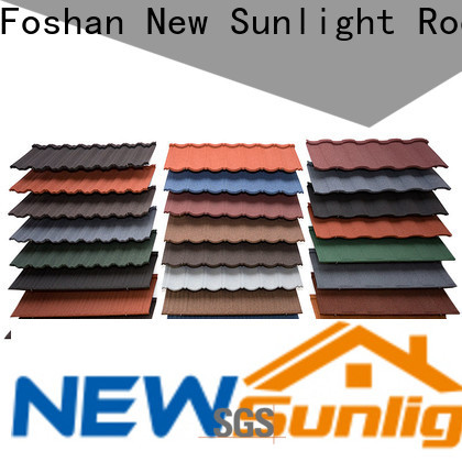 top metal roof tile suppliers tiles for business for Villa