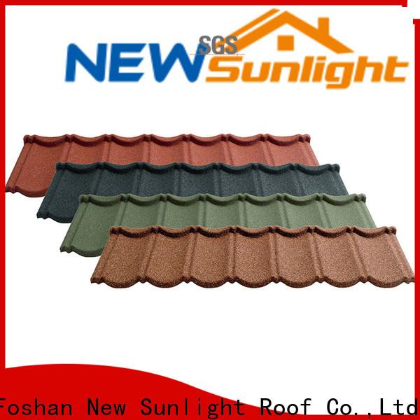 wholesale decra stone coated steel roofing bond manufacturers for industrial workshop
