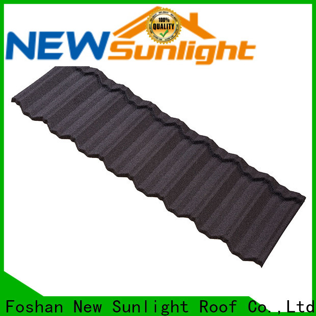 New Sunlight Roof stone roofing ridge tiles manufacturers for Building Sports Venues