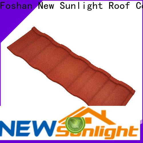 New Sunlight Roof tiles roman tiles factory for Supermarket