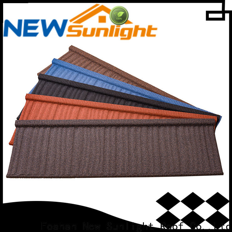 New Sunlight Roof roofing composite roofing for business for School