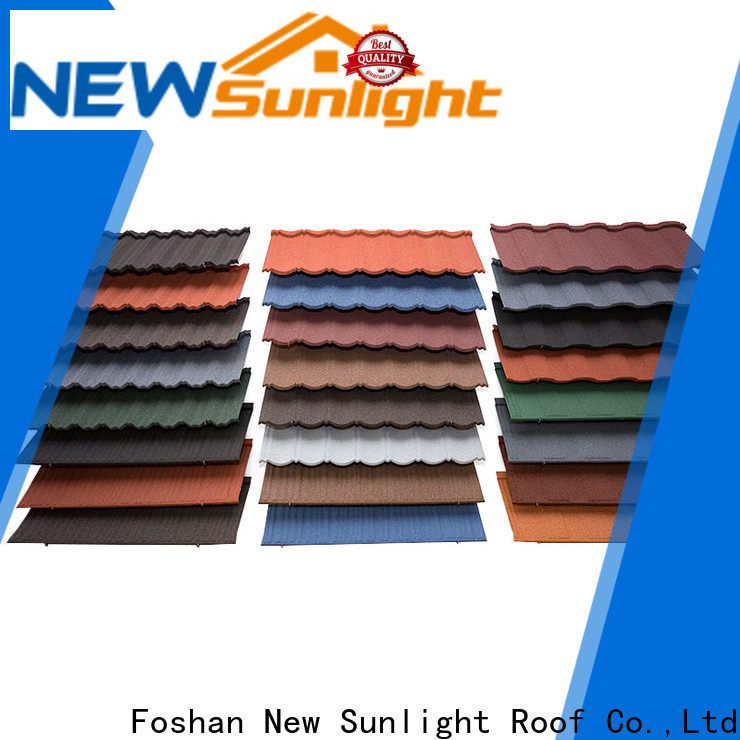 high-quality tile roofing materials materials manufacturers for Hotel