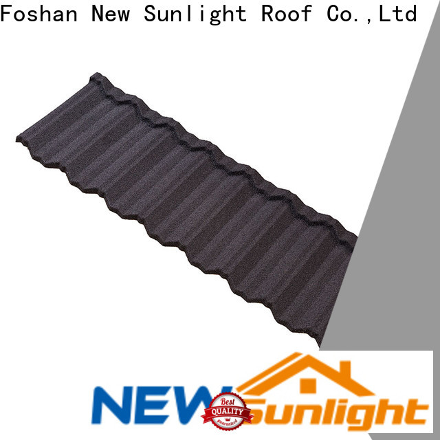 New Sunlight Roof custom classic metal roofing systems for business for Building Sports Venues