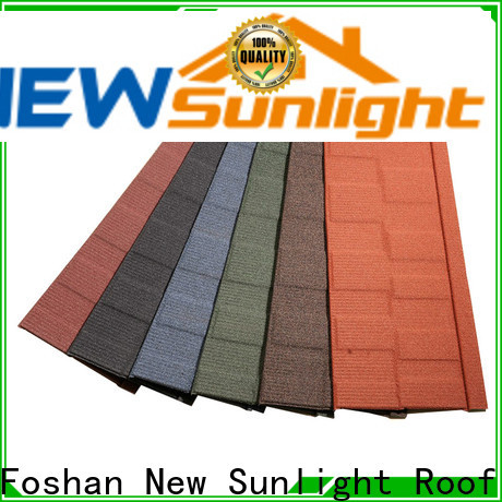 latest building shingles tiles factory for Office