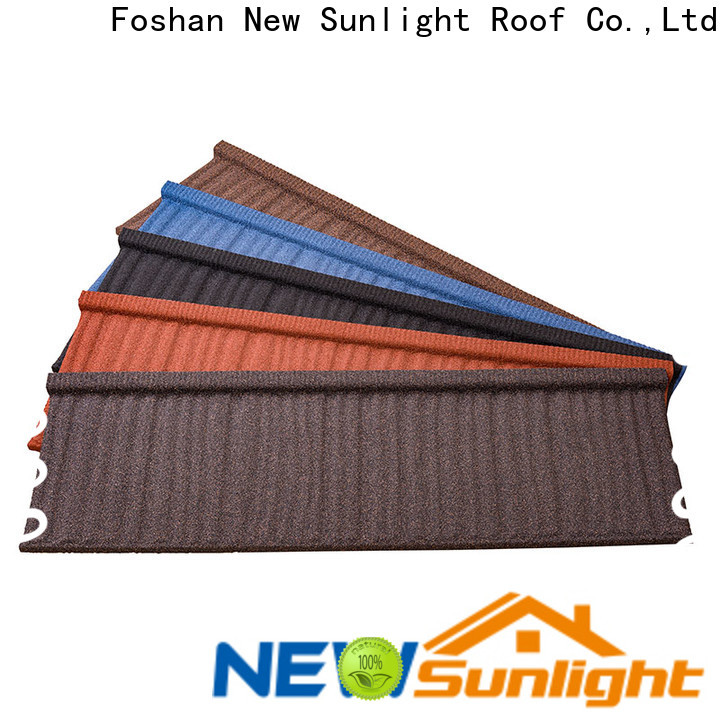 New Sunlight Roof custom composite roofing supply for Office