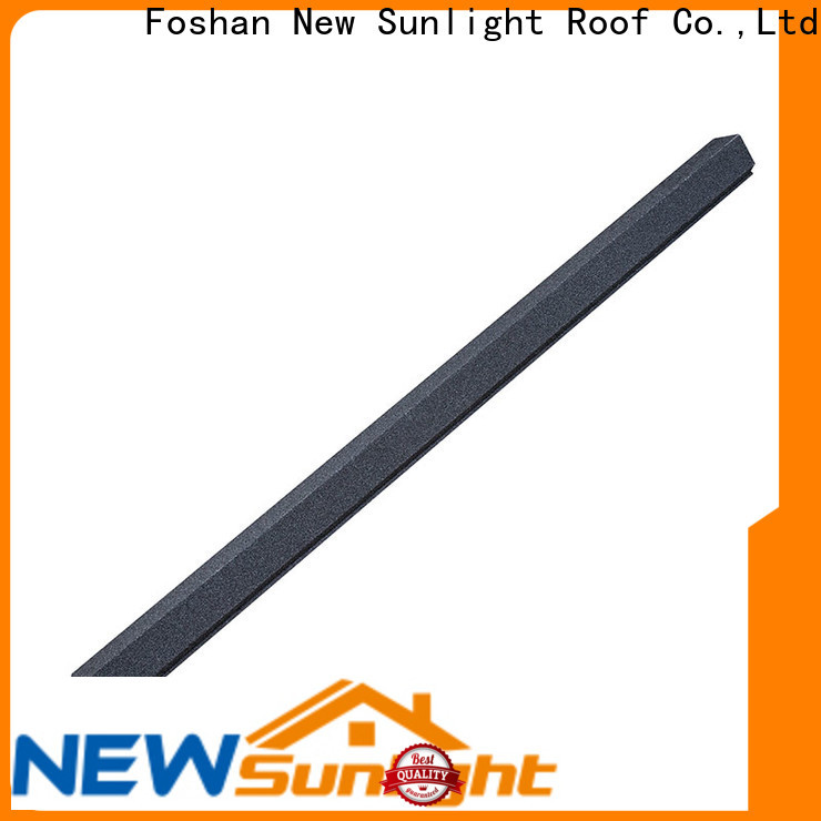 new steel roofing accessories roofing supply for Office