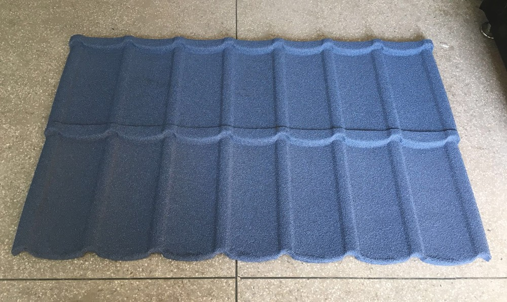 Metal Steel Roofing Stone Coated Tiles Manufacturers